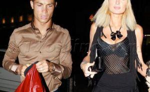 C.Ronaldo-Paris Hilton