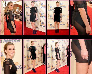 Leighton Meester Movie MTV awards 2009