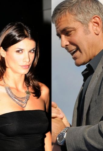 George Clooney-Elisabetta Canalis
