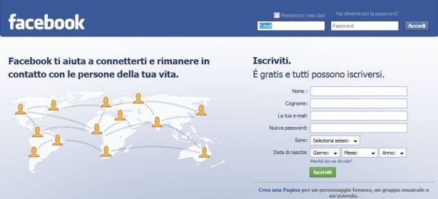 Facebook e FriendFeed hanno improvvisamente rallentato le proprie attività.