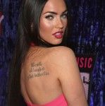 Megan Fox_insicura