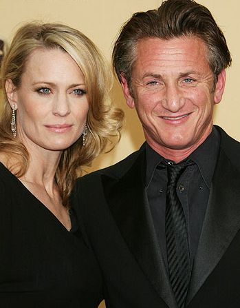 Sean Penn e Robin Wright