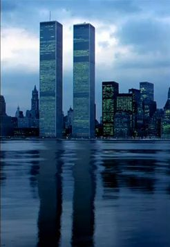 World Trade Center di New York